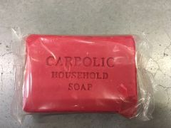 Carbolic Soap 125G Red