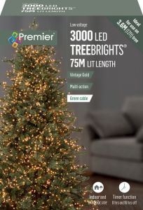 3000 Led Multi Action Treebrights With Timer