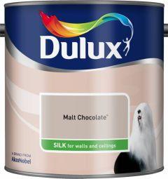Dulux Silk 2.5L Malt Chocolate