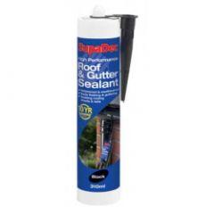 Supadec Roof & Gutter Sealant 300Ml Black