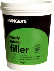 Mangers All Purpose Ready Mixed Filler 1Kg