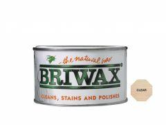 Briwax Natural Wax 400G Clear