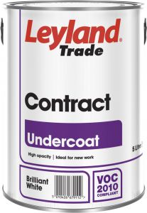 Leyland Trade Contract Undercoat 2.5L Brilliant White