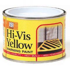151 Coatings Hi-Vis Warning Paint 180Ml Yellow
