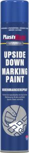 Plastikote Upside Down Marking Paint 750Ml Blue