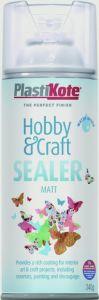 Plastikote Hobby & Craft Sealer 400Ml Matt