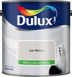 Dulux Silk 2.5L Just Walnut