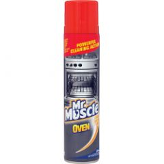 Mr Muscle Oven Cleaner 300Ml