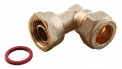 Oracstar Compression Angle Tap Connector 15Mm X 1/2