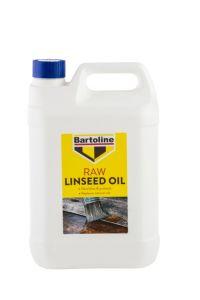 Bartoline Raw Linseed Oil 5L
