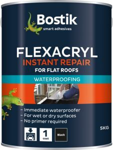Evo-Stik Flexacryl 5Kg Black