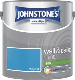 Johnstone's Wall & Ceiling Silk 2.5L Waterfall