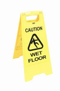 Wet Floor Sign A Frame
