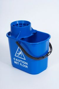 Blue Professional Mop Bucket 15L