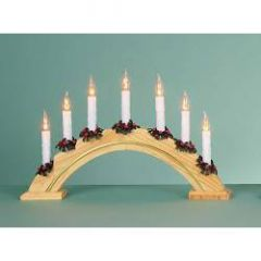 Rainbow Candle Bridge