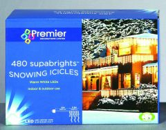 Snowing Icicles 480 Led