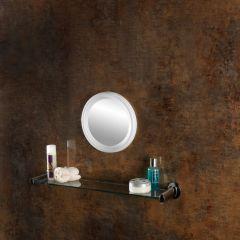 Supahome Round Mirror 21 X 1.5Cm