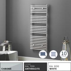 Iridio Towel Rail