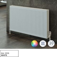 Towelrads Compact Double Convector
