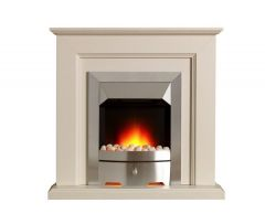 Valor Carlton Ecolite Fire Suite Stone Chrome