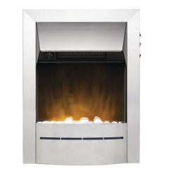 Valor Savena Ecolite Fire Brushed Chrome