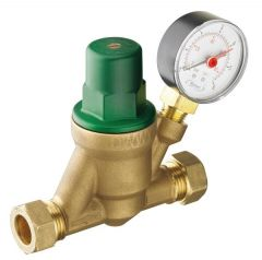 Reliance Water Controls Predator Preadator Pressure Reducing Valve 15Mm