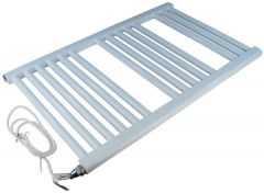 Center Cb Electric Straight Towel Warmer 1800 X 600Mm White