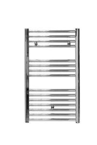 Centerrail Straight Towel Warmer 1222 X 500Mm Chrome