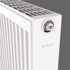 Myson Select Compact Double Convector Radiator 500 Mm X 500 Mm 2533 Btu/H