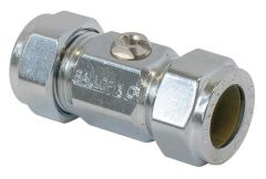 Pegler Yorkshire Ballofix 3381Ya Copper X Copper Valve 15Mm Brass