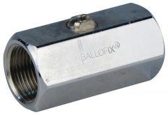 Ballofix 3450 Ya 3/4 Fxf Valve Brass