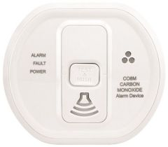 Honeywell Evohome Wireless Carbon Monoxide Sensor White