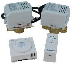 Drayton Twinzone Lp722 Pack (96)