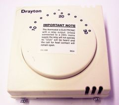 Drayton Rts4 4-Room Thermostat (Spdt)