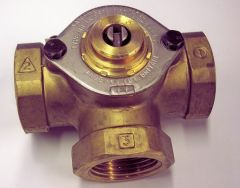 Schneider Electric Mb1502 3 Port Low Pressure Hot Water Valve 1 Cv=8.0