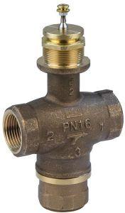 Schneider Electric Mzx4501 3 Port Low Pressure Hot Water Valve 1 Cv=8.0