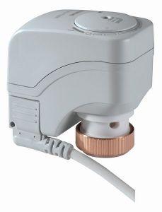 Siemens Ssb81 3 Position Actuator 24V