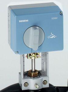 Siemens Sax61.03 Low Torque Actuator 0-10Vdc