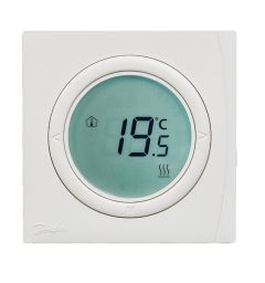 Danfoss Ret2001b Digital Battery Powered Thermostat