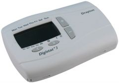 Drayton Digistat Plus 3 7Day Digital Thermostat 240V