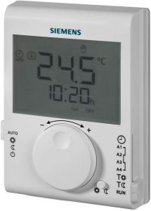 Siemens Easy Daily Programmable Room Thermostat With Tpi