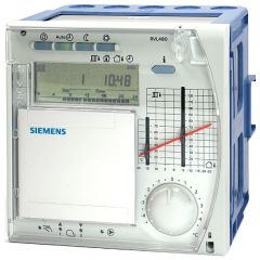 Siemens Rvl480 6 Programmable Heating Controller