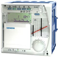 Siemens Rvl482 Heating Controller Plus Domestic Hot Water