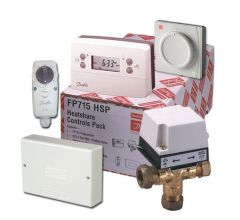 Danfoss 087N8500kf Valve Thermostat (Ret1000ms)