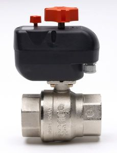 Esbe Ess-2291N-230V-040 2 Way Valve And Actuator 1 1/2 230V