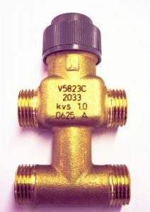 Honeywell V5823c2033 4 Port Valve Dn15 15Mm Kv=1.0