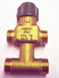 Honeywell V5823c2041 4 Port Valve Dn15 15Mm Kv=1.6