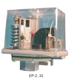 Electro Controls Ep-4 Air/Oil/Steam Pressure Switch