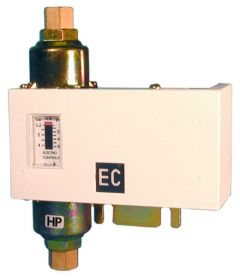 Electro Controls Ep-113 Pressure Switch Liquid Difference .2/4 Bar