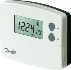 Danfoss Tp5000si Radio Frequency Controlled Programmable Room Thermostat
